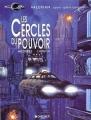 Couverture Valérian, Agent Spatio-temporel, tome 15 : Les Cercles du pouvoir Editions Dargaud 1994