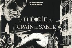 Couverture La Théorie du grain de sable, tome 1