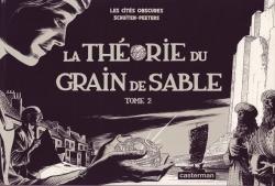 Couverture La Théorie du grain de sable, tome 2