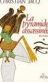 Couverture Le Juge d'Egypte, tome 1 : La Pyramide assassinée Editions Le Grand Livre du Mois 1993