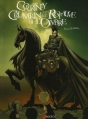 Couverture Courtney Crumrin, tome 3 : Courtney Crumrin et le royaume de l'ombre Editions Akileos (Regard Noir & Blanc) 2009
