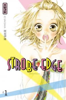 Couverture Strobe Edge, tome 01
