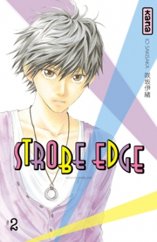 Couverture Strobe Edge, tome 02