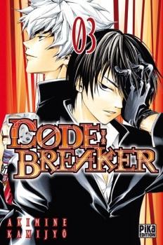 Couverture Code : Breaker, tome 03