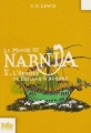 Couverture Les Chroniques de Narnia, tome 5 : L'Odyssée du passeur d'aurore Editions Folio  (Junior) 2008