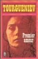 Couverture Premier amour Editions Le Livre de Poche (Classique) 1977
