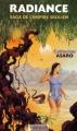 Couverture Saga de l'empire Skolien, tome 2 : Radiance Editions Mnémos (Icares) 2004