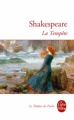 Couverture La tempête Editions Le Livre de Poche (Le Théâtre de Poche) 2011