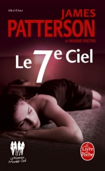 Couverture Le women murder club, tome 07 : Le 7e ciel