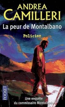 Couverture La peur de Montalbano