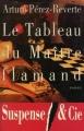 Couverture Le tableau du maître flamand Editions Le Grand Livre du Mois (Suspense & Cie) 1993