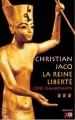 Couverture La Reine liberté, tome 3 : L'Epée flamboyante Editions XO 2002