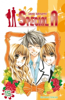 Couverture Special A, tome 15