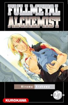 Couverture Fullmetal Alchemist, tome 27