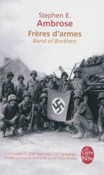 Couverture Frères d'armes : Band of brothers