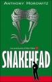 Couverture Alex Rider, tome 07 : Snakehead Editions Hachette 2007