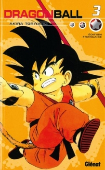 Couverture Dragon Ball, intégrale, tome 03