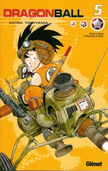 Couverture Dragon Ball, intégrale, tome 05