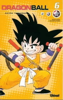 Couverture Dragon Ball, intégrale, tome 06