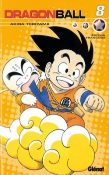 Couverture Dragon Ball, intégrale, tome 08