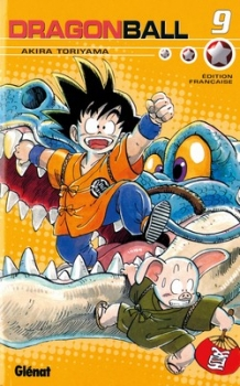 Couverture Dragon Ball, intégrale, tome 09