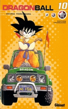 Couverture Dragon Ball, intégrale, tome 10
