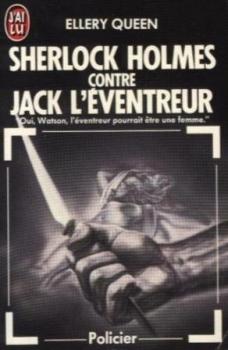 Couverture Sherlock Holmes contre Jack l'Eventreur