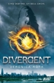 Couverture Divergent / Divergente / Divergence, tome 1 Editions Nathan (Blast) 2011