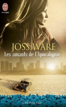 Couverture Envy chronicles, tome 1 : Les Amants de l'apocalypse