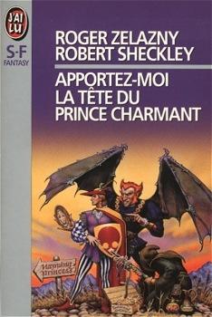 Couverture Le Concours du millénaire, tome 1 : Apportez-moi la tête du prince charmant