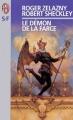 Couverture Le Concours du millénaire, tome 3 : Le Démon de la farce Editions J'ai lu (S-F) 1997