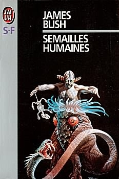 Couverture Semailles humaines