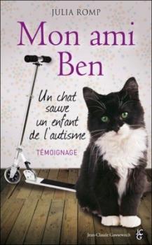 Couverture Mon ami Ben