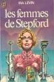 Couverture Les Femmes de Stepford Editions J'ai Lu 1976