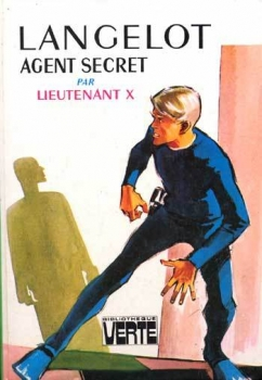 Couverture Langelot agent secret
