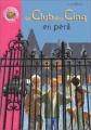 Couverture Le club des cinq en péril Editions Hachette (Bibliothèque rose) 1999
