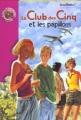 Couverture Le club des cinq et les papillons Editions Hachette (Bibliothèque rose) 1999