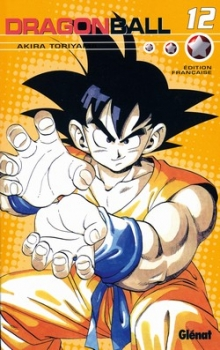 Couverture Dragon Ball, intégrale, tome 12