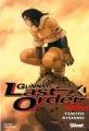 Couverture Gunnm Last Order (19 tomes), tome 04 Editions Glénat (Seinen) 2004
