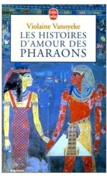 Couverture Les Histoires d'amour des pharaons, tome 1