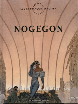 Couverture Les Terres Creuses, tome 3 : Nogegon