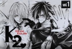 Couverture Kill me, Kiss me, tome 1