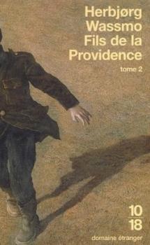 Couverture Fils de la providence, tome 2