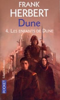 Couverture Le Cycle de Dune (7 tomes), tome 4 : Les Enfants de Dune