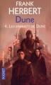 Couverture Le Cycle de Dune (7 tomes), tome 4 : Les Enfants de Dune Editions Pocket (Science-fiction) 2008