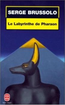 Couverture Le labyrinthe de Pharaon