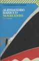 Couverture Novecento : Pianiste Editions Feltrinelli 1994