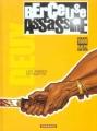 Couverture Berceuse assassine, tome 2 : Les Jambes de Martha Editions Dargaud 1999