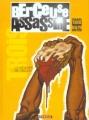 Couverture Berceuse assassine, tome 3 : La Mémoire de Dillon Editions Dargaud 2002