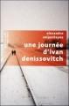 Couverture Une journée d'Ivan Denissovitch Editions Robert Laffont (Pavillons poche) 2010